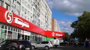 Вместо легендарного брянского магазина «Электроника» заработал тандыр