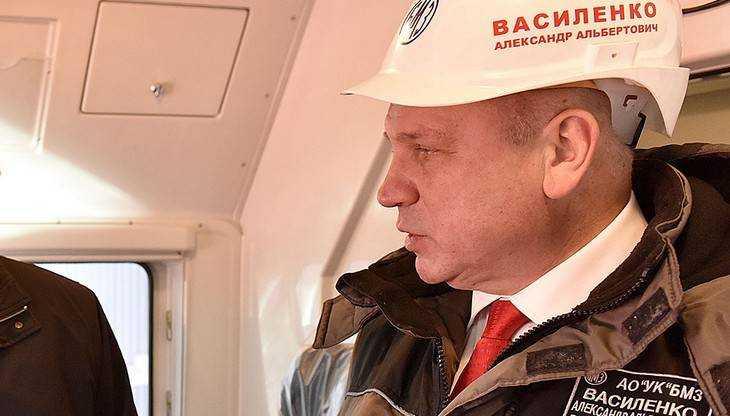 Директор Брянского машиностроительного завода ушел в «Трансмашхолдинг»
