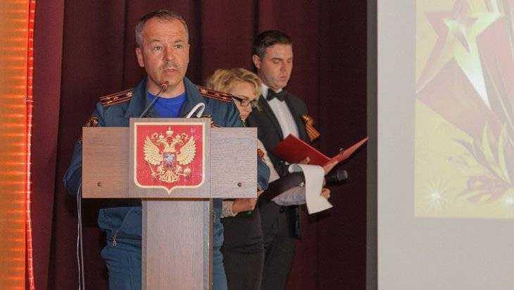 Путин назначил полковника Уваркина главой Брянского управления МЧС