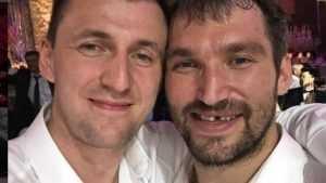 Брянский баскетболист рассказал о свадьбе хоккеиста Овечкина