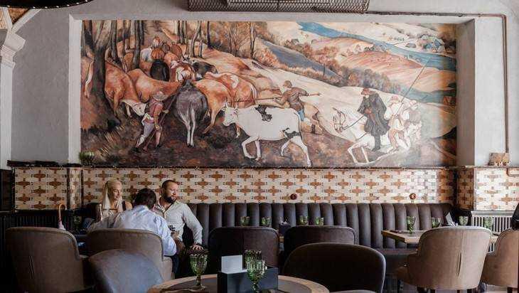 Только для брянцев цены московского ресторана снизили на 20 процентов