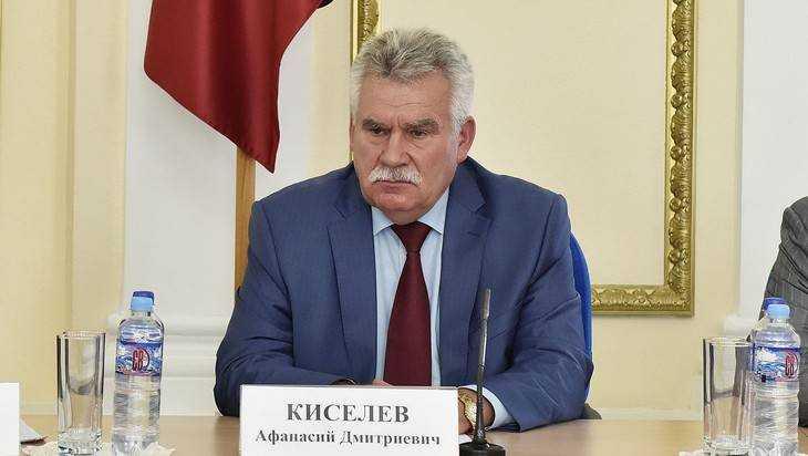 Главным федеральным инспектором в Брянске назначали Афанасия Киселева