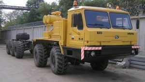 На Брянском автозаводе откроют испытательный полигон для тягачей С-400