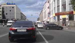 Жители Брянска проголосовали за закрытие перехода на площади Ленина