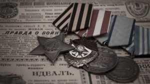 В Брянске начали поиск родственников погибшего во время войны бойца