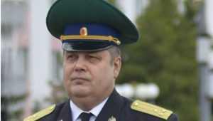 Волгоградских пограничников возглавил брянский полковник