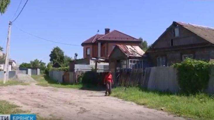 Под Брянском цыгане самовольно захватили 14 пустовавших домов
