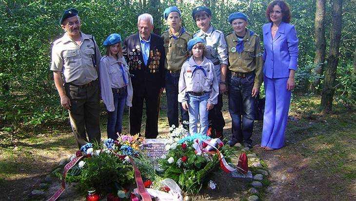 В Польше почтили память брянской разведчицы Ани Морозовой