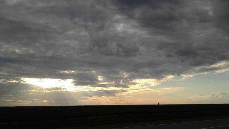 В Брянской области 13 июля пройдут дожди с грозами