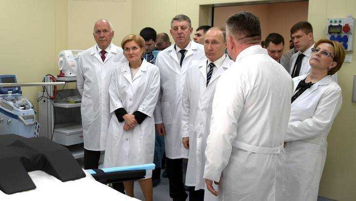 В брянском перинатальном центре после проверки родились 15 детей