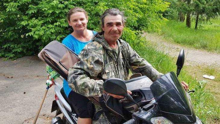 Супруги Лобановские создали оазис в брянском поселке Белые Берега