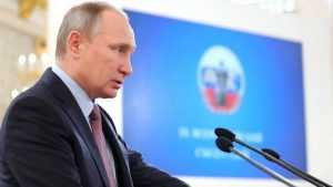 Брянцы назвали Владимира Путина самым великим россиянином в истории