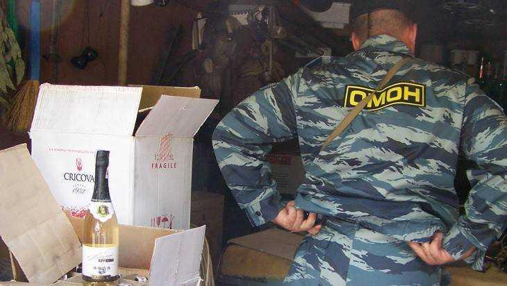 В Брянске осужден подпольный продавец коньяка и текилы