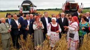 В Брянской области прошел праздник аграрных успехов