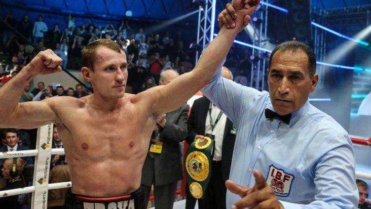 Бывший брянский боксёр Трояновский рассказал, как нокаутировал итальянца