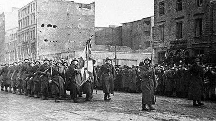 Минобороны РФ рассекретило подробности освобождения Польши