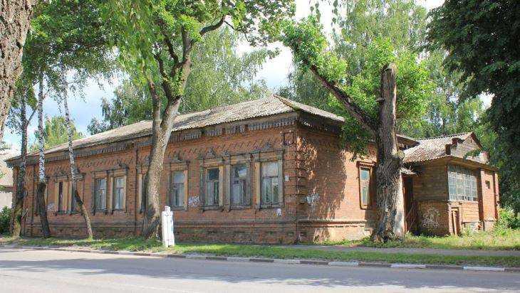 Дом промышленника Сапожкова в Стародубе станет музеем и галереей