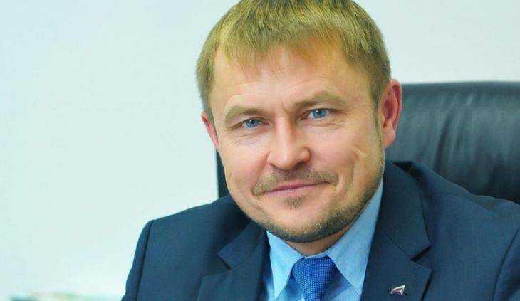Главе «Опоры России» объявлена благодарность Президента России