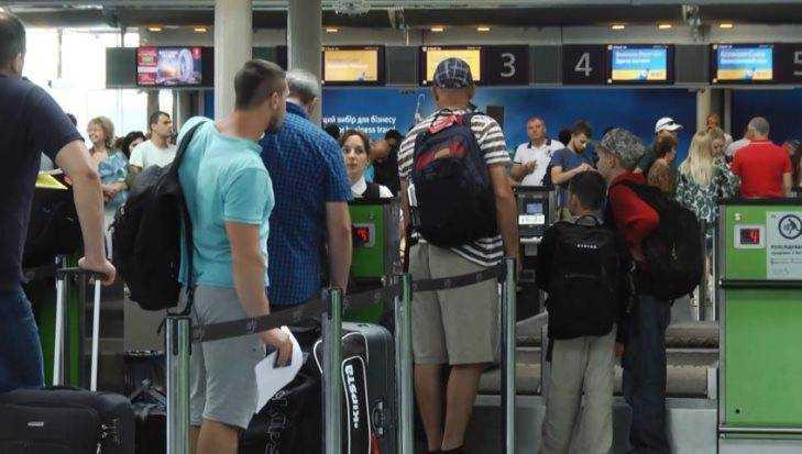 Брянские туристы на сутки застряли в турецком аэропорту