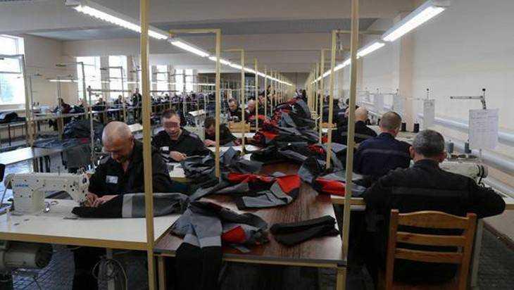 В брянской колонии появилось 70 шьющих Ходорковских