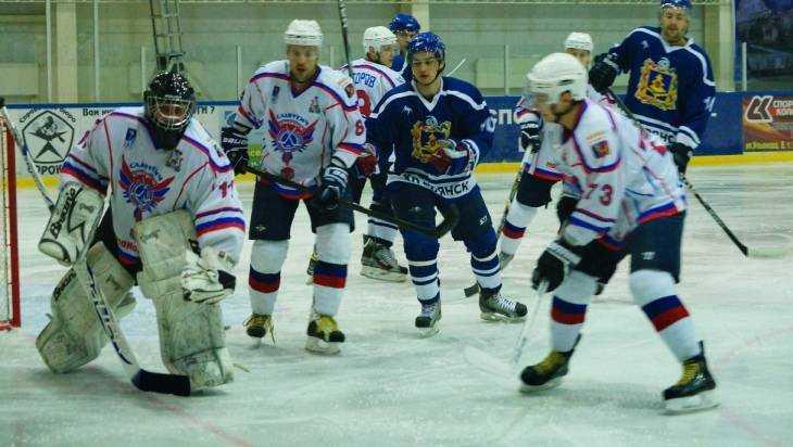 Смоленск отказался от большого хоккея