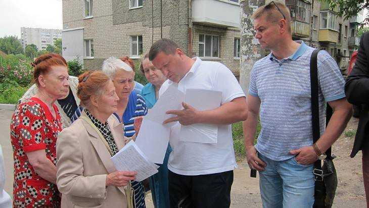 В Брянске сдались противники строительства дома на проспекте Ленина