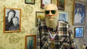 Брянского поэта Валентина Динабургского поздравят  с 95-летием