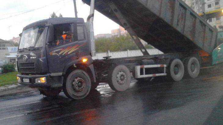 Власть Брянска извинилась за дневной ремонт Московского проспекта