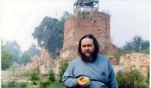 В брянском монастыре Площанская пустынь восстановили колокольню