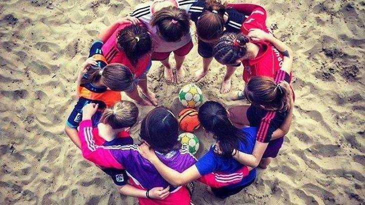 В Брянске разыграют Кубок области по пляжному футболу