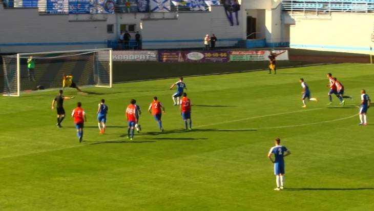 Брянское «Динамо» обыграло смолян и вышло в 1/64 Кубка России