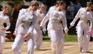 В брянском санатории пройдет фестиваль танца «В ритме лета»