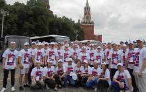 Брянцы провели рекордную тренировку на Дне бокса России