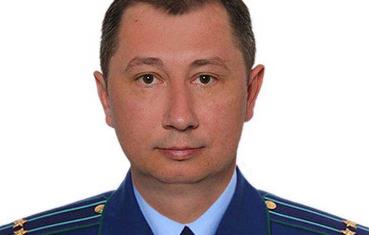 Юрий Шестаков назначен прокурором Бежицкого района Брянска