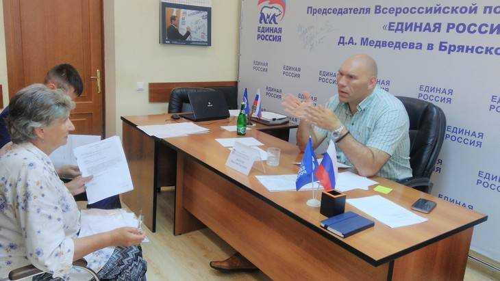 В Брянске депутату Валуеву пожаловались на вредных соседей