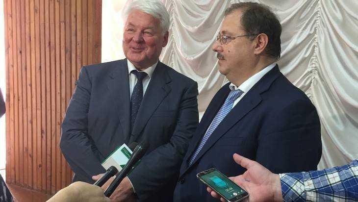 «Газпром» построит на Брянщине 12 физкультурных комплексов