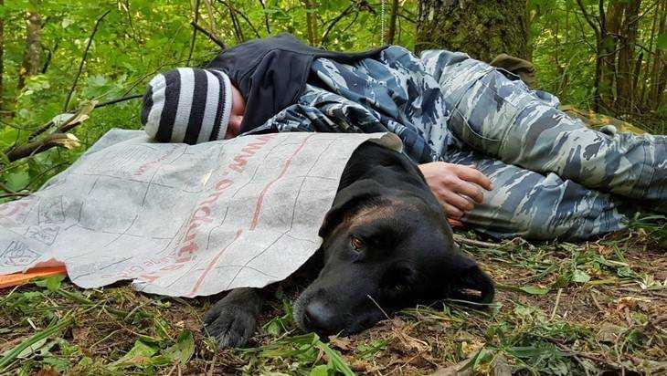 Спасенного в лесу под Брянском Кирилла Петрухина допросят следователи