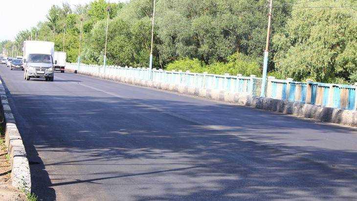 В Брянске проверят качество нового покрытия Литейного моста