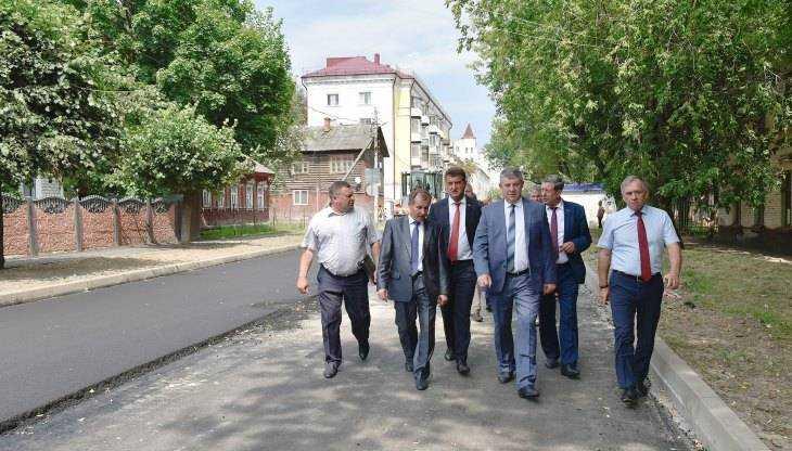 Губернатор пообещал изменить облик Брянска и области за пять лет