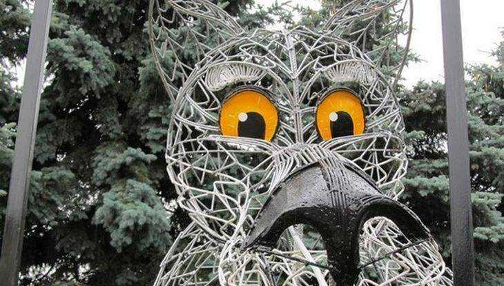 Брянский волк «Щас спою» перебежал с площади Партизан на Телецентр