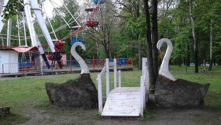 Брянский парк «Соловьи» заслужил право стать музеем советской эпохи