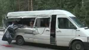 Угодившая в смертельное ДТП брянская маршрутка выехала в рейс без техосмотра