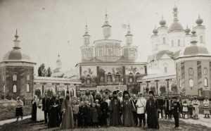 В Брянске опубликовали фото Свенского монастыря, сделанные в 1900 году