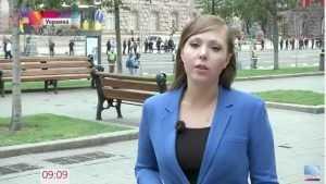 На Брянщине журналистка Первого канала рассказала о её выдворении с Украины