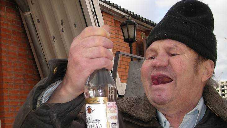 Брянские выпивохи мужественно приняли новость о «сухом законе» 1 сентября