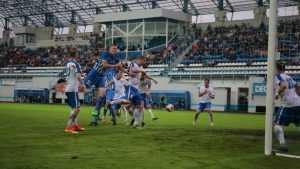 Брянские динамовцы продолжили борьбу за Кубок России
