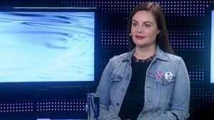 Екатерина Андреева: «Душка увидел меня по телевизору, но не успел записать имя»