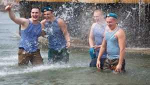 В День ВДВ брянцев ожидает испытание 32-градусным пеклом