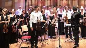 Брянский Губернаторский оркестр завершил гастроли по Франции и Польше
