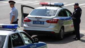 В Брянске проверят тонированные автомобили